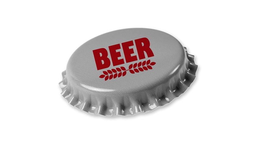 Tappo a corona birra