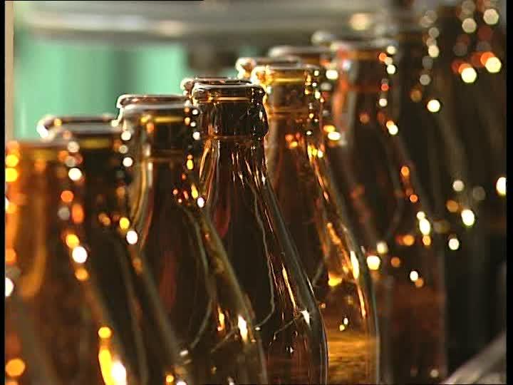 imbottigliamento birra